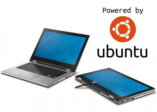 Dell Inspiron con Ubuntu