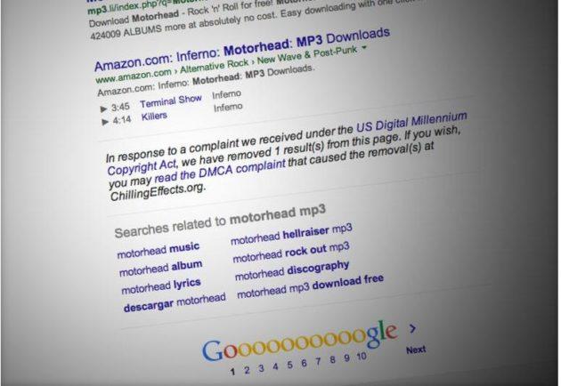 Google avisaría de resultados afectados por el derecho al olvido