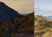 Así luce GTA V para PS4 frente a GTA V para PS3 36