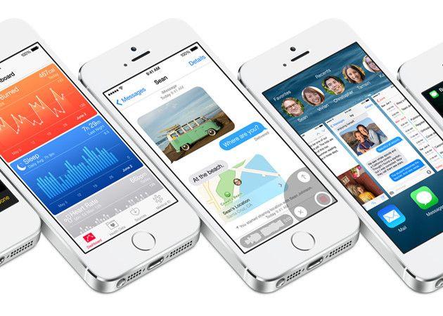 iOS 8, a fondo