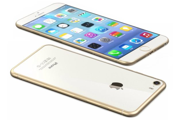 iphone 6 tipo phablet