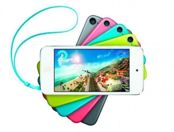 Nuevo iPod touch, ahora con cámara y más económico