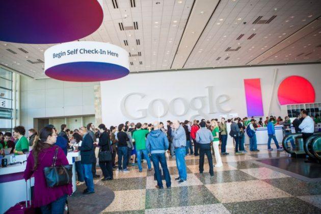 la Google IO de 2014