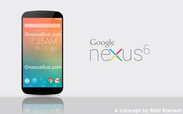 no fabricará el Nexus 6