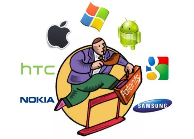 Patentes en el mundo de la tecnología