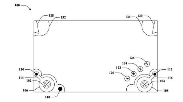Microsoft patenta plantilla de control multitáctil