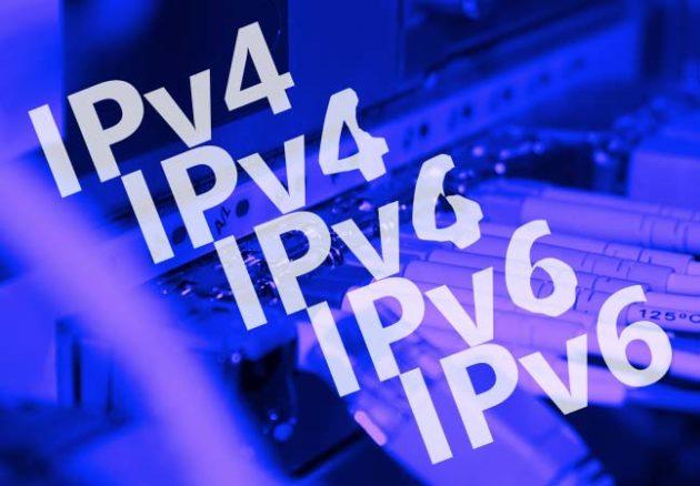 seria escasez de direcciones IPv4