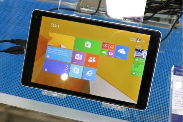tablet con Windows 8.1
