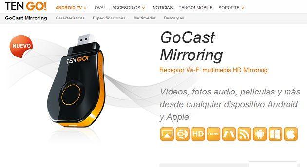 TenGO! quiere convertir tu televisión en una SmartTV