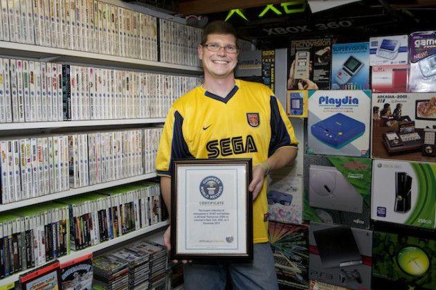 Vendida a través subasta la mayor colección de videojuegos del mundo