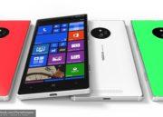 Así de bien podría lucir el Lumia 830 40