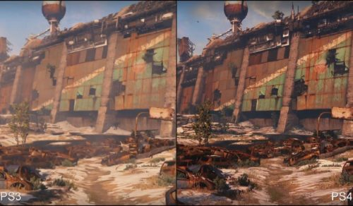 Comparativa en vídeo de Destiny para PS3 y PS4