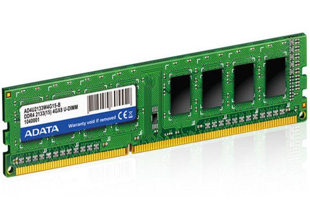 Llegada inminente de las memorias DDR4