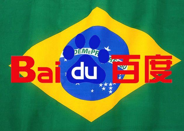 Baidu en Brasil