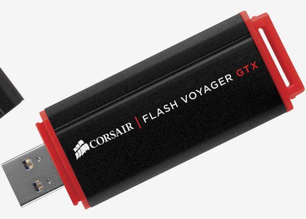 Corsair Flash Voyager, pendrive USB rapidísimo