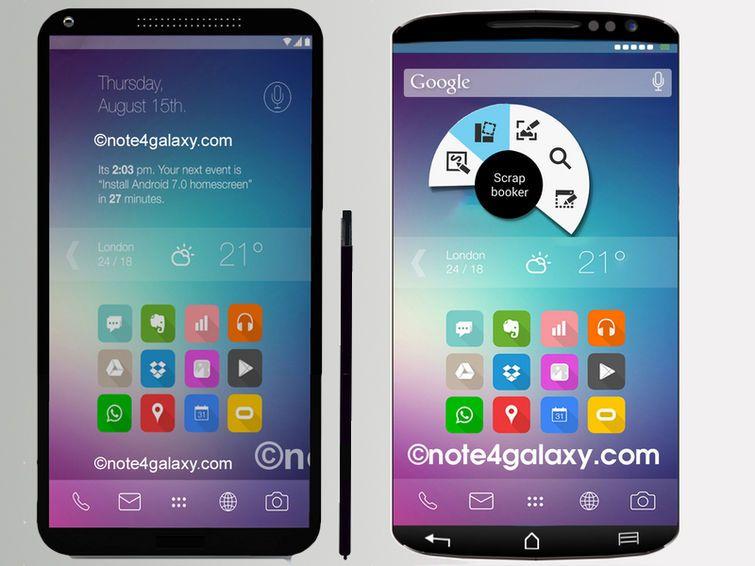 Listado de aplicaciones que incluirá el Galaxy Note 4 de Samsung 28