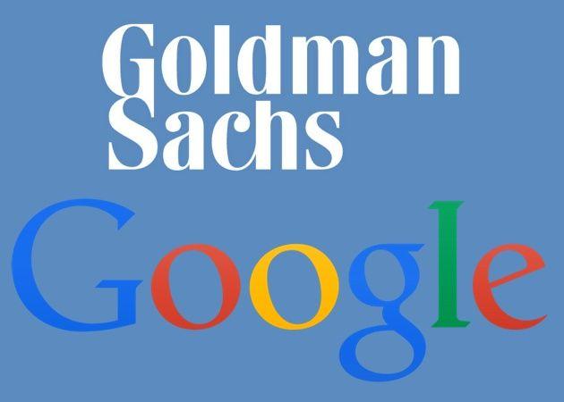 Goldman Sachs Google
