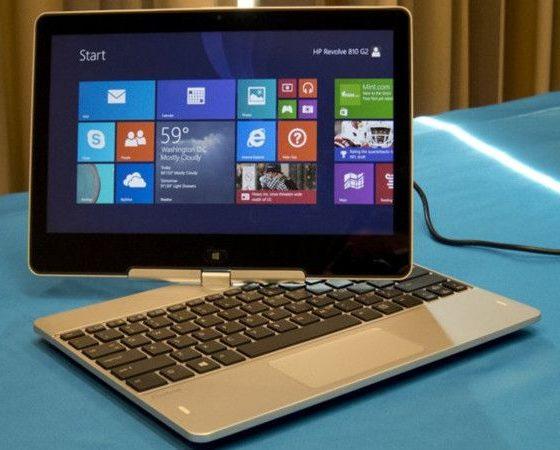 HP EliteBook Revolve 810 G2, disponible 29