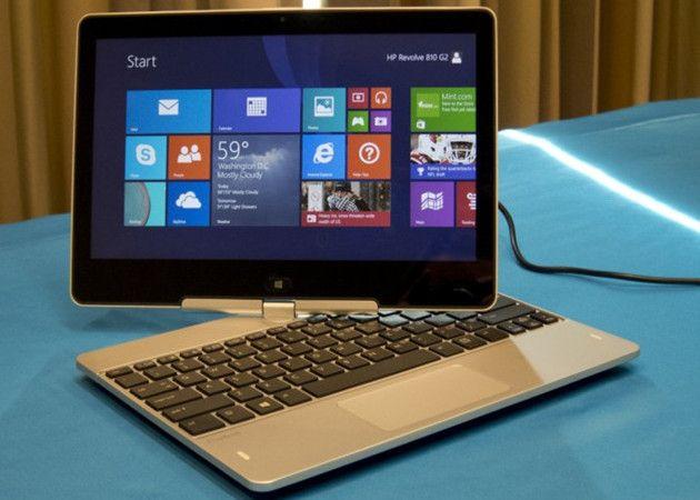 HP EliteBook Revolve 810 G2, disponible 27
