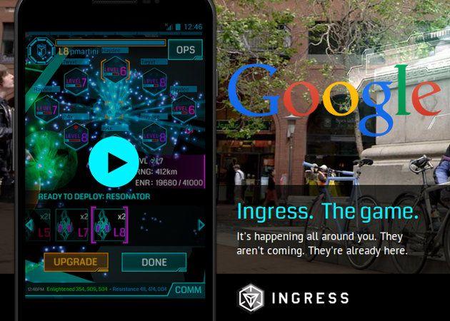 Ingress Google
