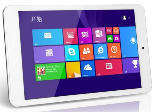 Kingsing W8, Microsoft va en serio con los tablets Windows de 99 dólares