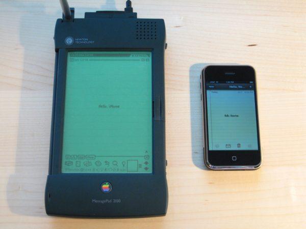 Las PDAs historia