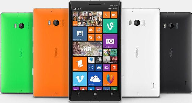Los Lumia 930