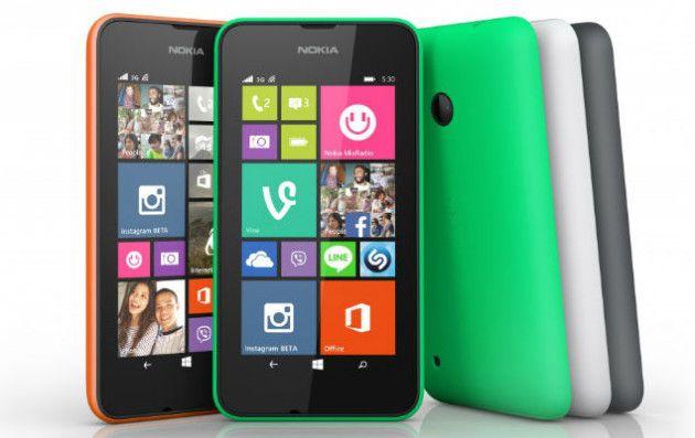 Lumia530