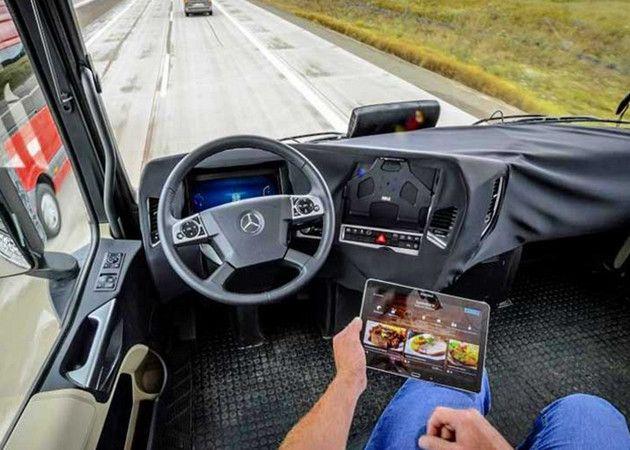 MercedesFutureTruck2025