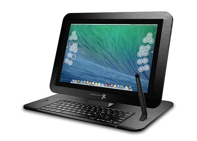 ModBook lanza una campaña en Kickstarter para financiar una tablet con OS X