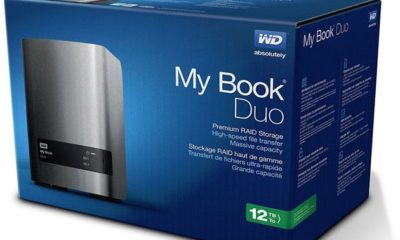 WD My Book Duo con 12 TB 35