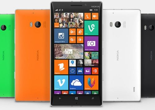 Disponible en España el Windows Phone más potente: Nokia Lumia 930
