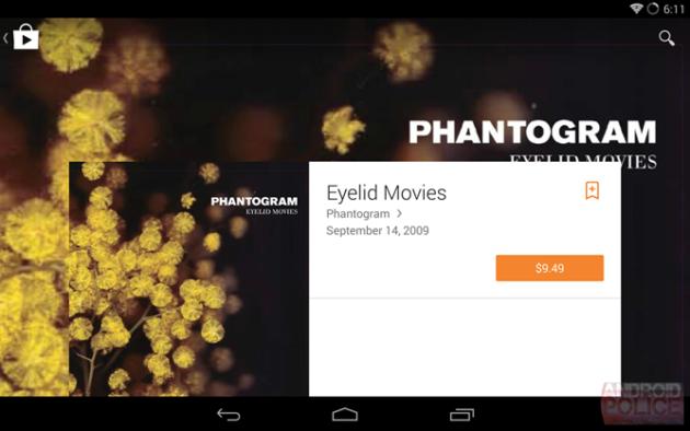 Nueva Google Play Store
