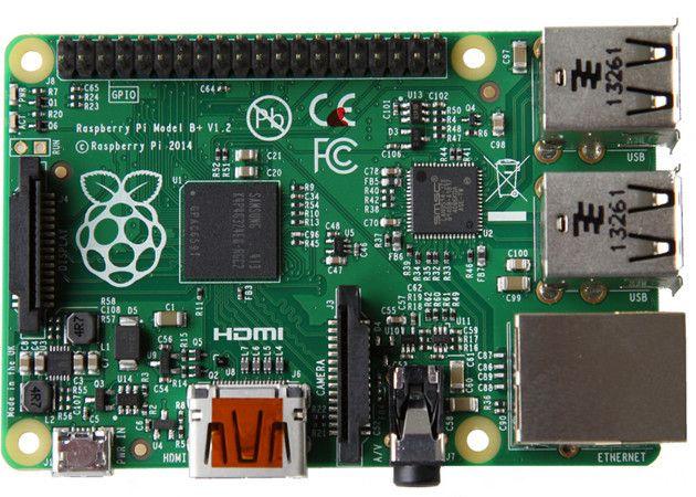 Raspberry Pi Model B Plus, nueva versión mejorada al mismo precio