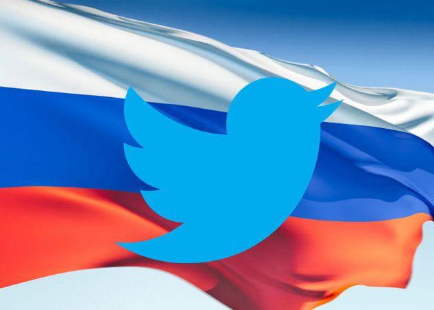 Rusia Twitter