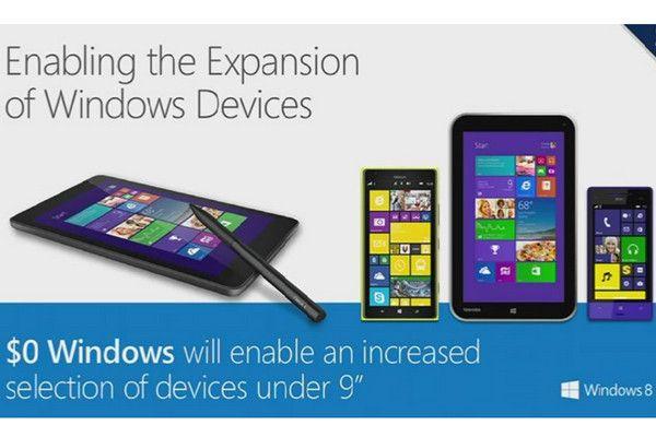 TabletsWindows