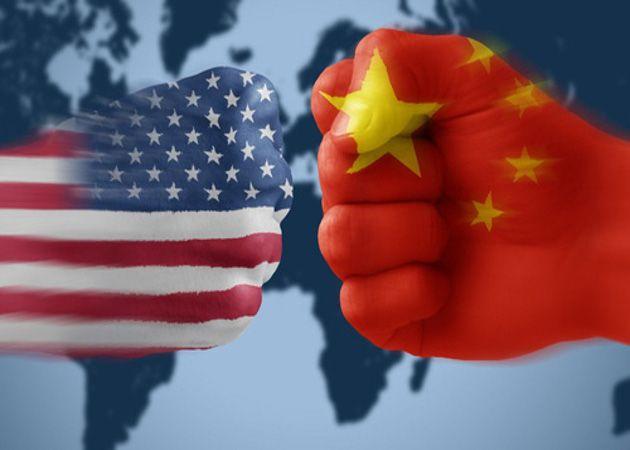 Estados Unidos Vs. China