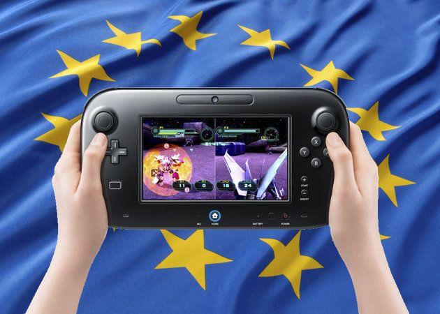 Videojuegos Europa