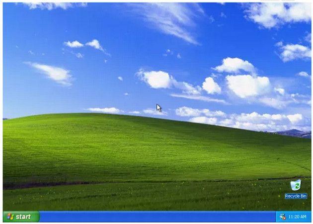 los mejores trucos de windows xp: