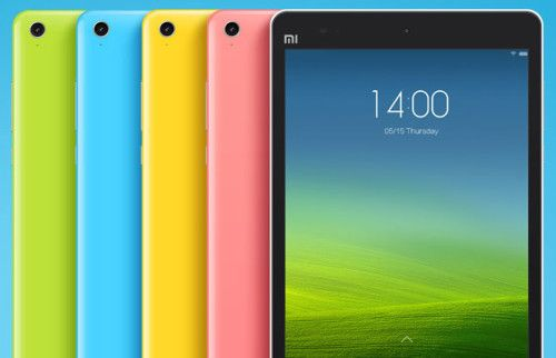 Xiaomi Mi Pad de 16 GB disponible por 250 euros