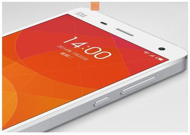 Xiaomi Mi4 en Europa
