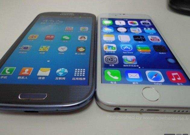 clon funcional del iPhone 6