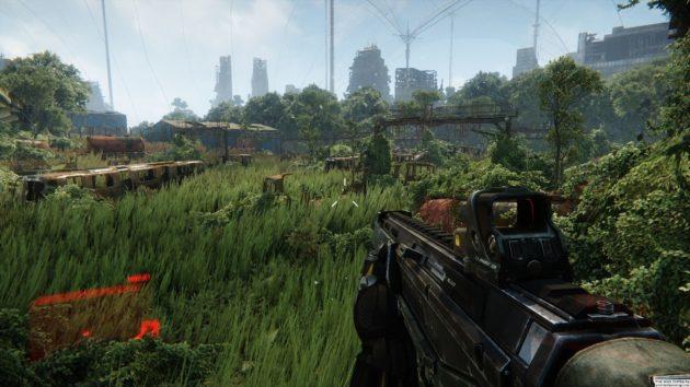 crisis en Crytek