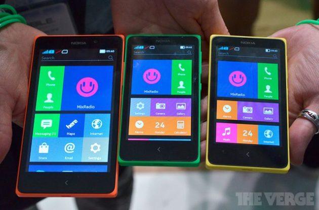 Microsoft anuncia el fin de los Nokia X
