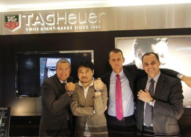 ejecutivo de Tag Heuer