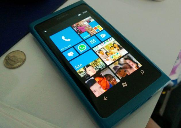 final del soporte general de Windows Phone 7.8