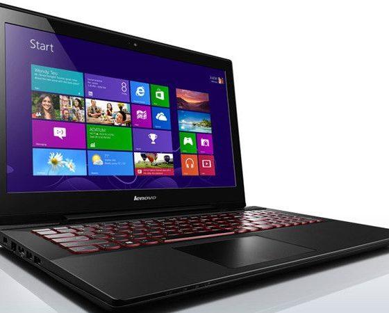Lenovo Y50, portátil para juegos con pantalla 4K 32