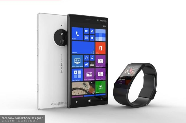 lucir el Lumia 830