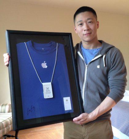 Apple llamado Sam Sung