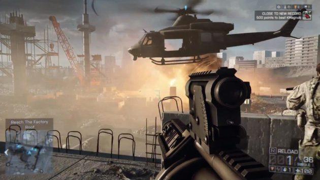 Battlefield 4 gratis